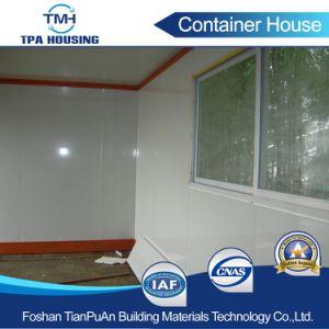 速いアセンブリ適応可能な容器の鉄骨フレームの家