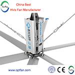 Sceglie 24 grandi Hvls ventilatori industriali di FT (7.3m) per il magazzino