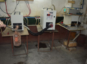 고주파 유도 가열 기계 (HF-65KW)