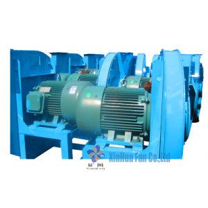 Grande ventilatore centrifugo ad alta pressione per l'aerazione forzata della fornace di fusione