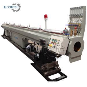 200 mm de doble tornillo UPVC CPVC PVC Tubo de agua que hace la máquina