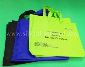 Zoll gedruckter nicht gesponnener Träger-Beutel, Einkaufen, Förderung-Beutel