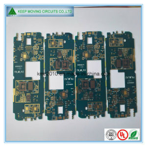 Alta Tg Tarjeta de Circuitos Impresos de Múltiples Capas de la Tarjeta del PWB de Fr4 HDI
