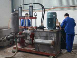 Ybの高圧陶磁器シリンダー油圧スリップの泥ポンプ