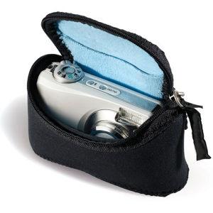 Conception classique de protection Sac Appareil photo numérique en néoprène cas (FRT1-66)
