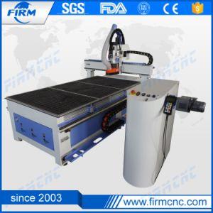Jinan-Holzbearbeitung CNC-hölzerner Stich-Fräser-Maschine