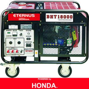 Camping gerador do motor a gasolina (BHT18000)