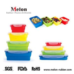 Alimenti dei coperchi di stirata del silicone dei coperchi del silicone e coperchi riutilizzabili delle ciotole