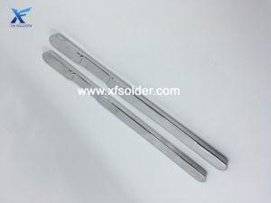 Estanho de Solda sem chumbo de soldar com prata Anti-Oxidation Barra Dim fábrica OEM exportador da China para a onda ou soldar RoHS Sn/AG/Cu Sn/Cu Sn/AG