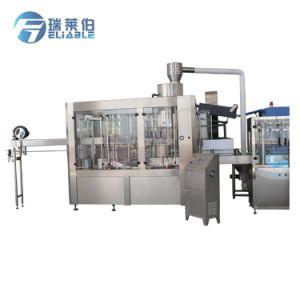 Très grande capacité automatique 200-2000ml usine de remplissage de l'eau minérale