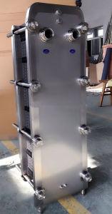 食品等級の酪農場のJucice Milkeの版の熱交換器