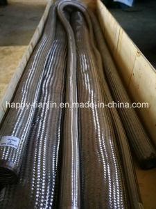 Tubo ad alta pressione del metallo flessibile dell'acciaio inossidabile