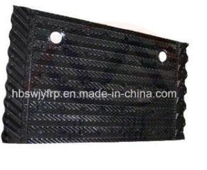 冷却塔のために満ちる温度の抵抗PVC Infill