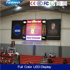 P4 pleine couleur Affichage LED SMD pour la publicité