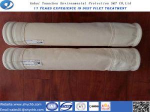 Carcaça de filtro não tecida do saco do filtro do PPS para a coleção de poeira com amostra livre