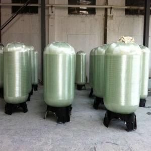 De Tank van de Waterontharder FRP voor het Water van het Voer van de Boiler