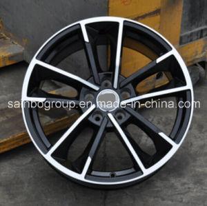 As rodas do carro para a Audi; Aluguer de jantes de alumínio