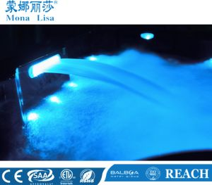 De Luxe en Sexy Outdoor Hot Whirlpool SPA van Monalisa (m-3346)