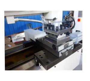 Kleine drehensiemens CNC-Drehbank der serien-Ck6136 mit Werkzeughalter