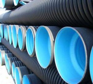 Nessun tubi ondulati dell'HDPE sigillamento doppio tossico del tubo di buon