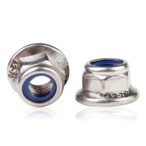 Noce della flangia dell'acciaio inossidabile con lo standard DIN6926