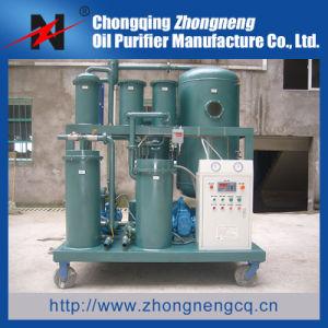 De Machine van de Regeneratie van de Olie van de Terugwinning van de Olie van de Filtratie van de Olie van het Smeermiddel van het afval