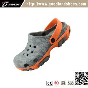 Outdoor EVA occasionnel des hommes de l'obstruer la peinture des chaussures de jardin 20287C-1