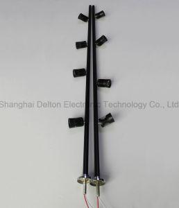 Atención personalizada flexible de luz LED de polo de la luz de Gabinete (DT-ZBD-001).