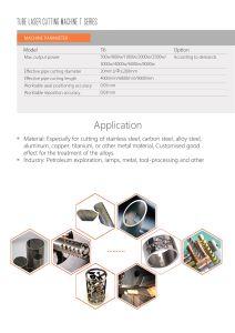 Taglierina di tubo inossidabile ferro/del taglia-tubi/macchina della taglierina tubo del metallo