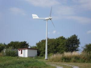 Energia eólica gerador de Íman Permanente com certificado CE