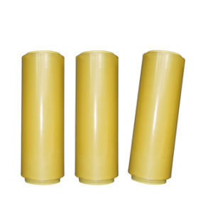 Silicone biodegradável chineses PE filme de PVC para grau alimentício
