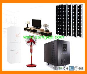 2000W Sistema de Energía Solar (SBP-PSP-03)