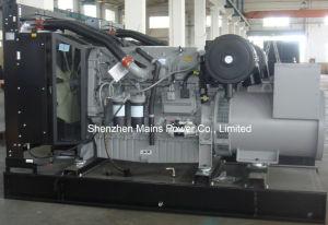 reserve van Britse van de Macht 450kVA 360kw Diesel Drived van de Motor Generator