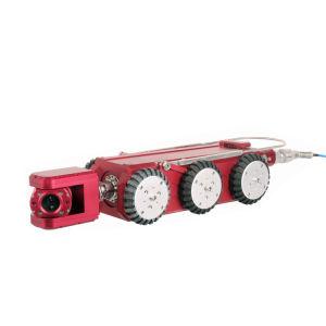 De industriële Robotachtige Camera van de Inspectie van de Pijp van het Riool van de Opsporing van de Pijpleiding van de Camera van kabeltelevisie