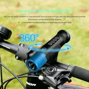 Customrized Multi-Functional Bluetooth Wireless Speaker con Ledflashlight