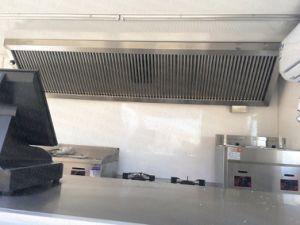 2018顧客用BBQの食糧ヴァン