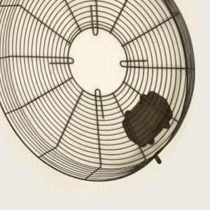 Di abitudine coperchio di ventilatore industriale del metallo precisamente