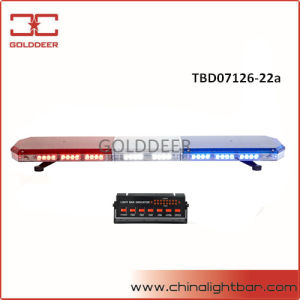 88W LED Warnleuchten-Polizeiwagen Lightbar (TBD07126-22A)