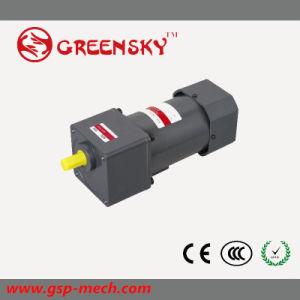 Larga vida de alto par GS 180W 104mm Motorreductor de inducción AC