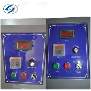 Hoch-Funktionalität Transport-Simulations-Karton-Schwingung-Prüfungs-Maschine auf Verkauf