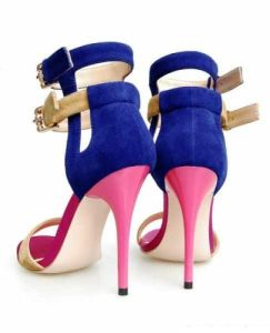 Les femmes sexy robe sandales