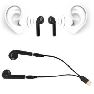 Aeroporto senza fili del trasduttore auricolare di Bluetooth della cuffia avricolare di I7 Tws per il telefono delle cellule