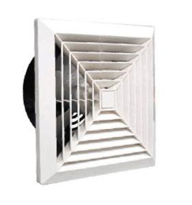 Wohnungs-Serien-Plastikdecke eingehangener Ventilations-Ventilator