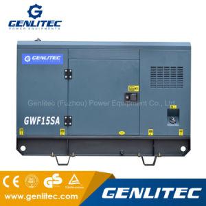 60Hz (GWF13SA) 10kw Ricardo Groupe électrogène Diesel silencieux avec ATS
