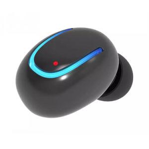 Q13 소형 헤드폰 마이크를 가진 무선 이어폰 에서 귀 음악 귀 새싹
