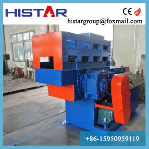 La tecnología de Europa tubería de PVC plástico máquina trituradora Shredder