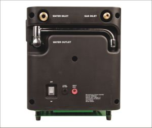 Calentador de agua de gas portátil con el conjunto de ducha