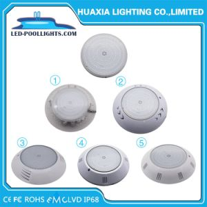 18W 24W 30W 35W 42W cheio de resina Piscina LED Light com marcação RoHS FCC