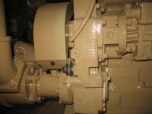 640HP 1800rpm Cummins 바다 디젤 엔진 Kta19 M3 Cummins 해병 엔진