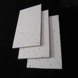 Forro de fibra mineral Tegular para América do Sul